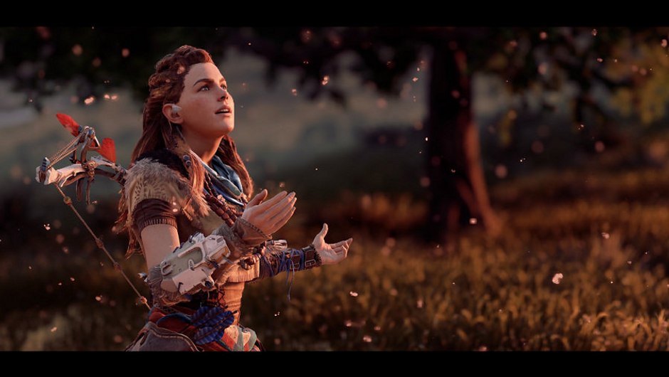 Horizon Zero Dawn Sequel Tased By Voice Actress