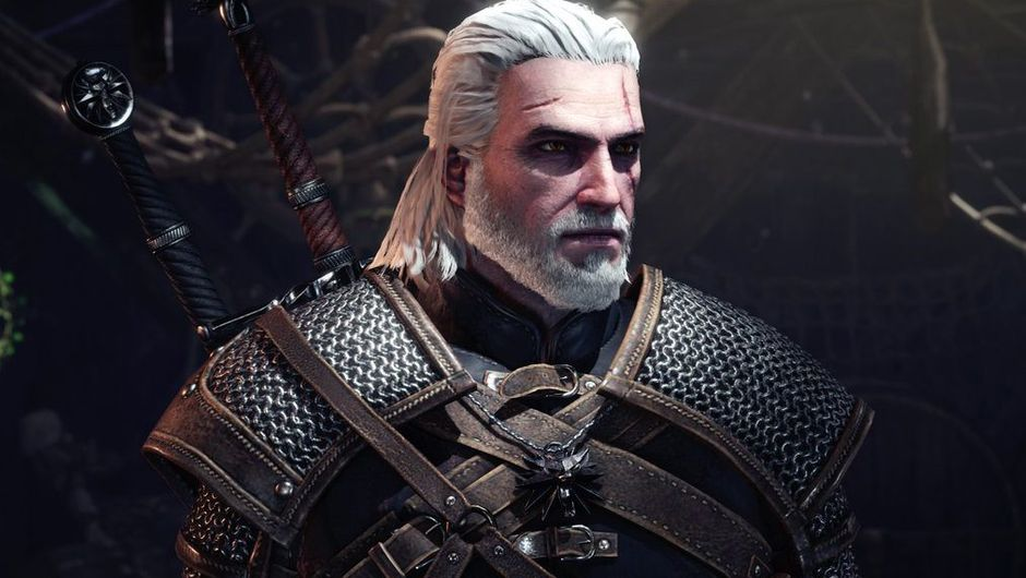 picture showing a white hair warrior
