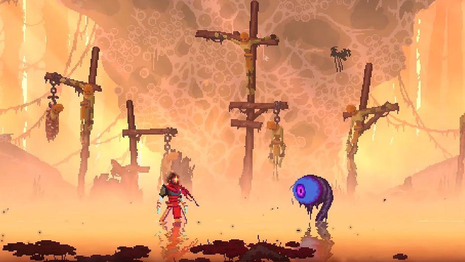 Dead Cells The Bad Seed DLC screenshot
