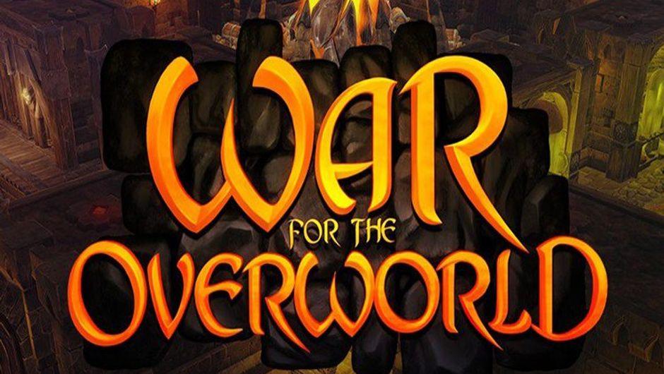 War for the Overworld logo