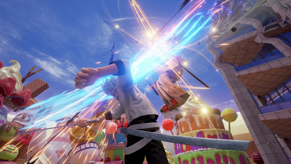 Bandai Namco May Have Teased Dlc Season 2 For Jump Force