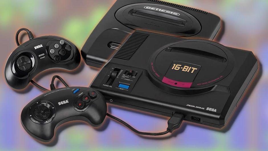 Sega Mega Drive and its US version called Sega Genesis