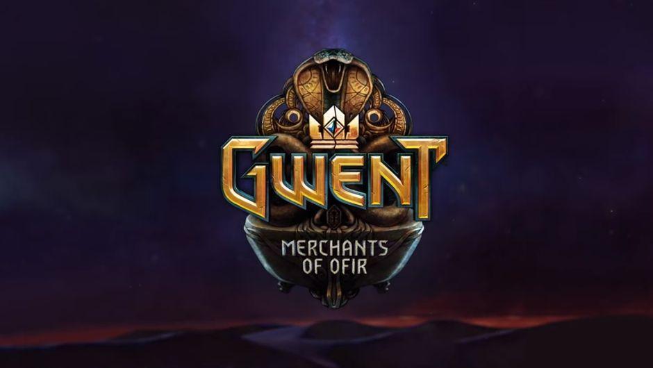 GWENT - Merchants of Ofir expansion logo