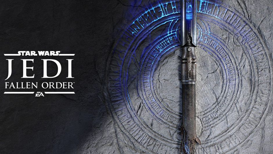 Promotional image for Star Wars: Jedi Fallen Order