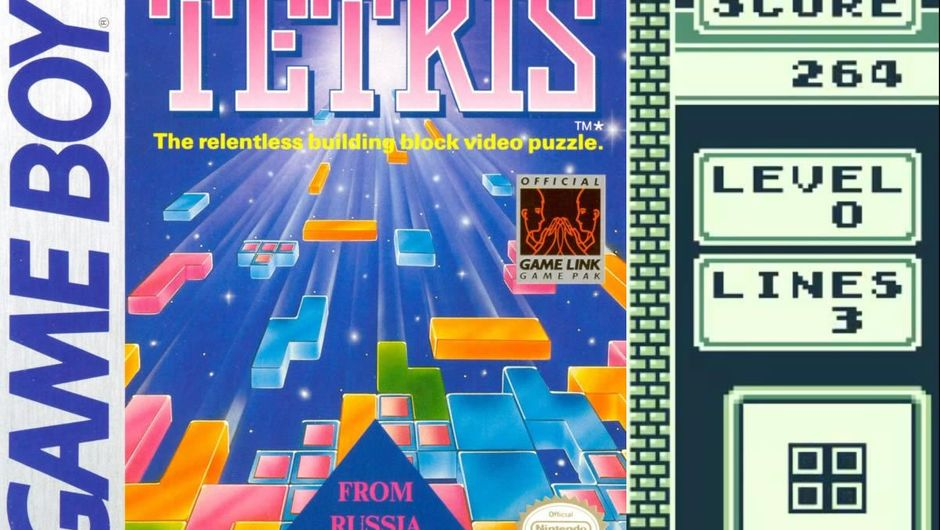 Tetris cover art