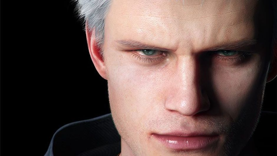 picture showing nero from devil may cry 5