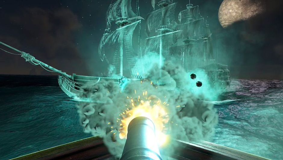 picture showing ghost ship in Atlas