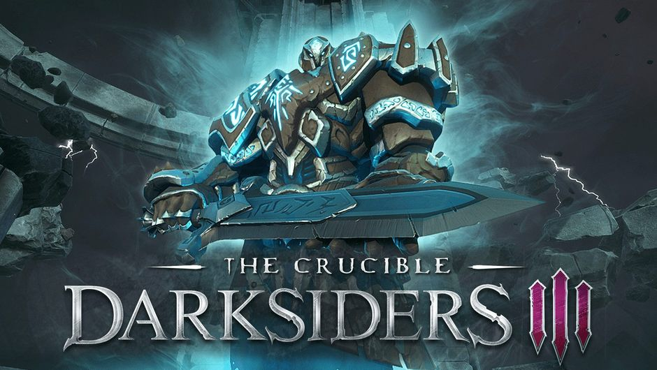 Promotional image for Darksiders 3 Crucible DLC