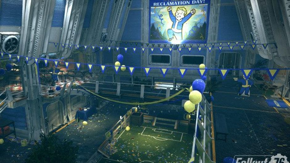 Picture of Vault 76 in Fallout 76