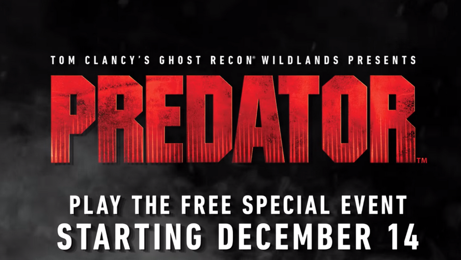 Ghost Recon Wildlands Predator Challenge logo