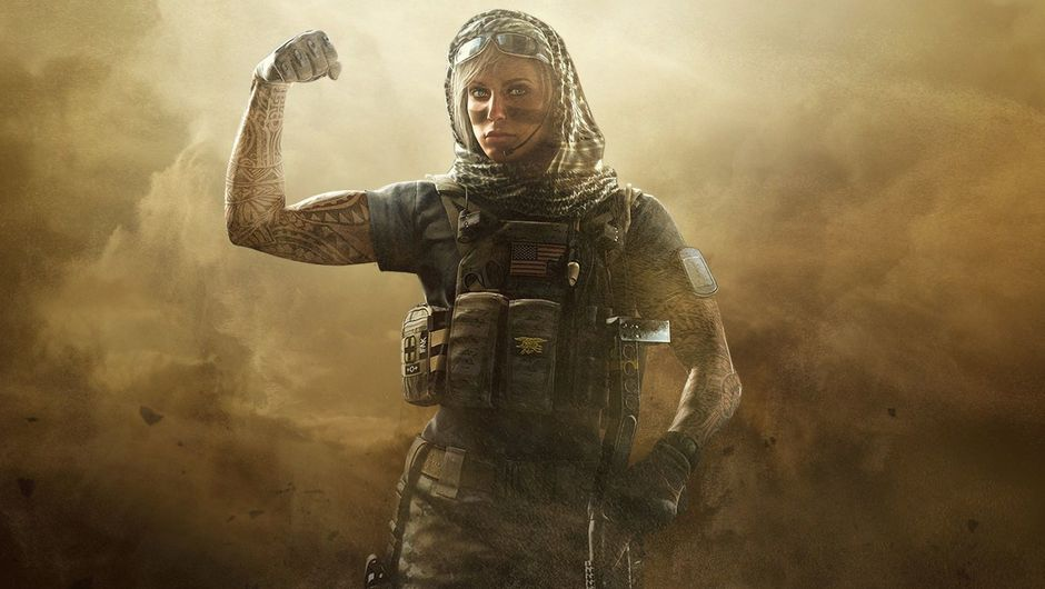 Picture of Valkyrie in Rainbow Six Siege