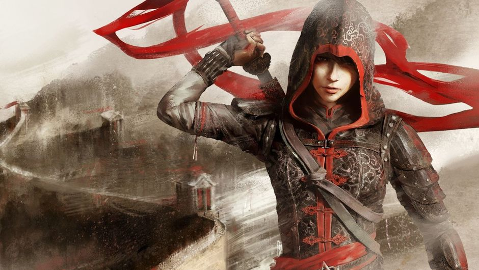 Picture of the Assassin's Creed Chronicles China protagonist