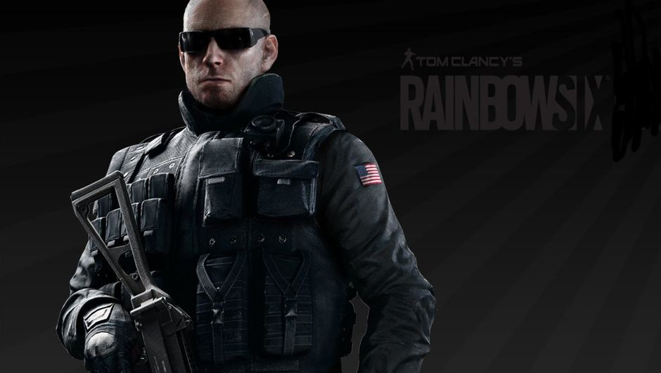 Portrait of Rainbow Six Siege's operator Pulse