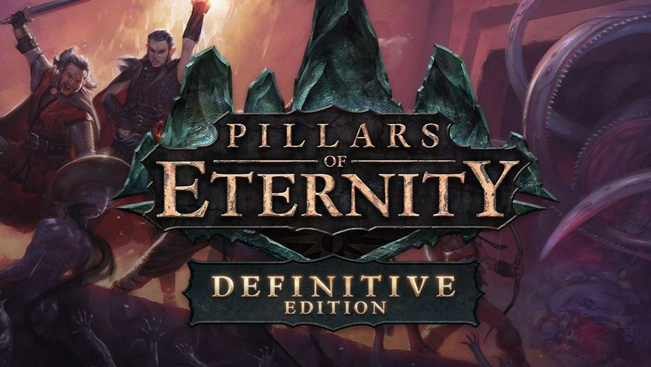 Promotional image for Pillars of Eternity: Definitive Edition