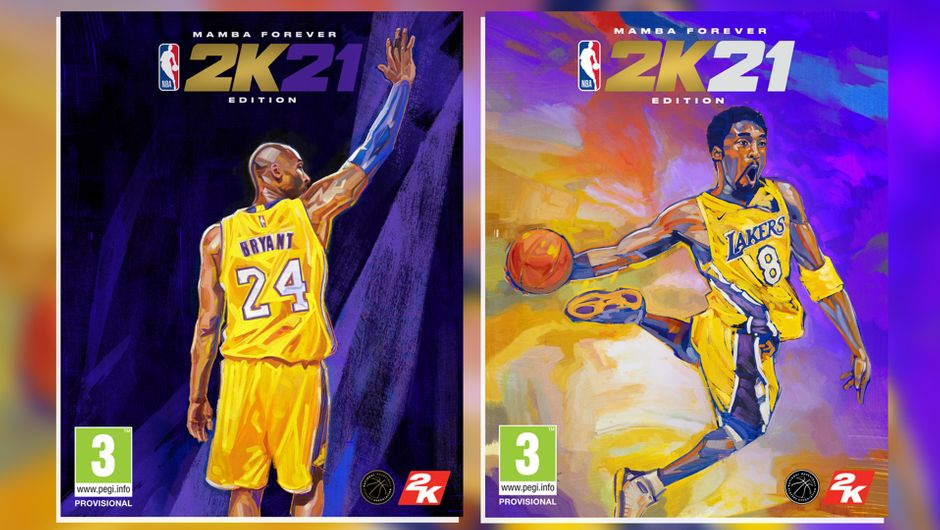 Nba 2k21 Kobe Bryant Featured As Cover Star Of Mamba Forever Edition