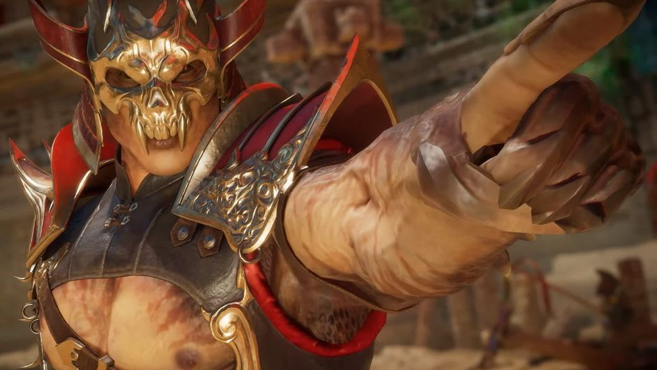 Picture of Shao Kahn from Mortal Kombat 11