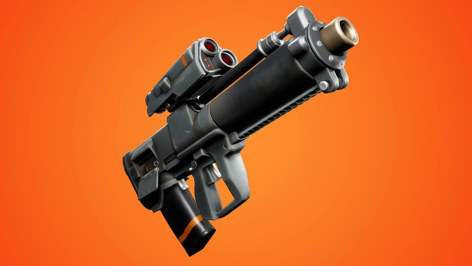 Proximity Grenade Launcher, Fortnite's new weapon