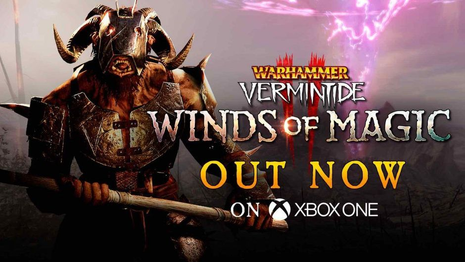 Warhammer: Vermintide 2 - Winds of Magic promo image for Xbox One