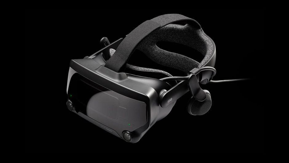 promo image of valve's new VR device