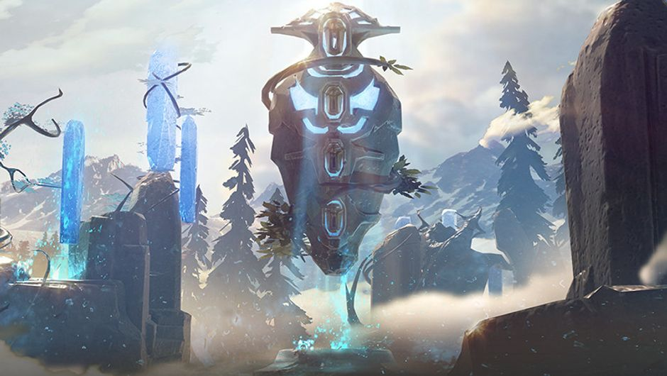 Picture from a Dota 2 blog post
