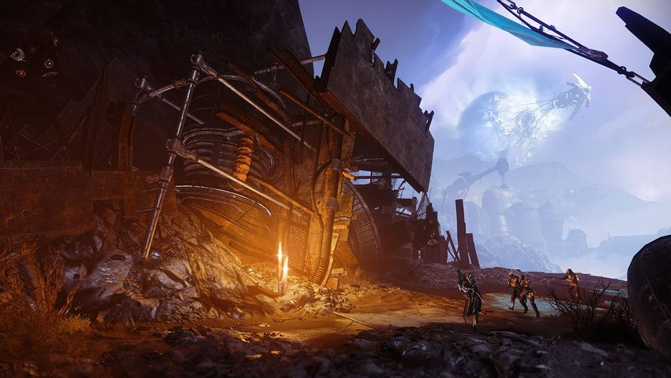 Destiny 2's new game mode Gambit will see you face choosing between ideal PvP loadout, or PvE loadout... decisions decisions!