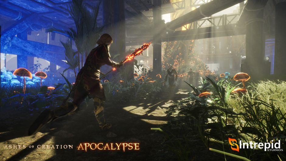 Ashes of Creation Apocalypse promo image