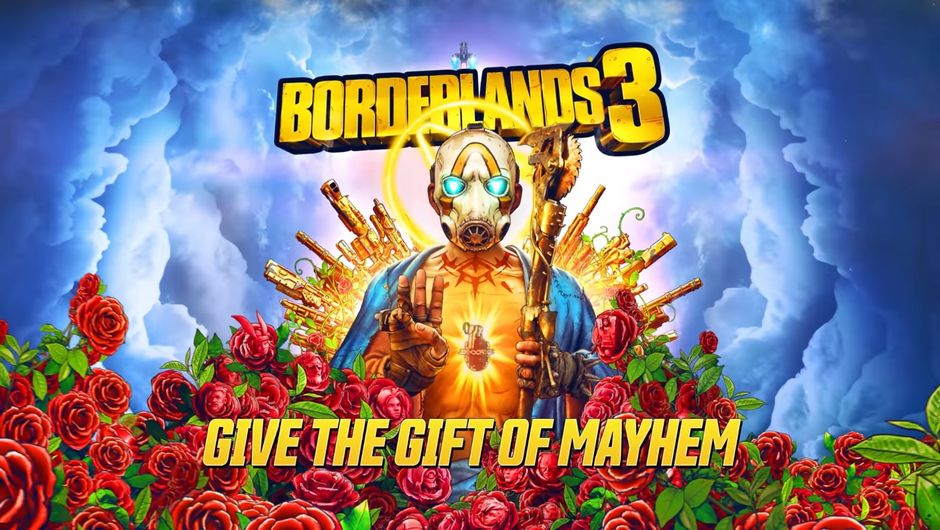 Borderlands 3 - The Gift of Mayhem promo image