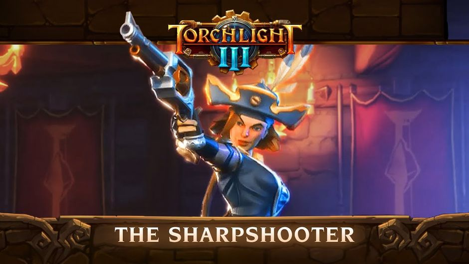 Torchlight III - The Sharpshooter