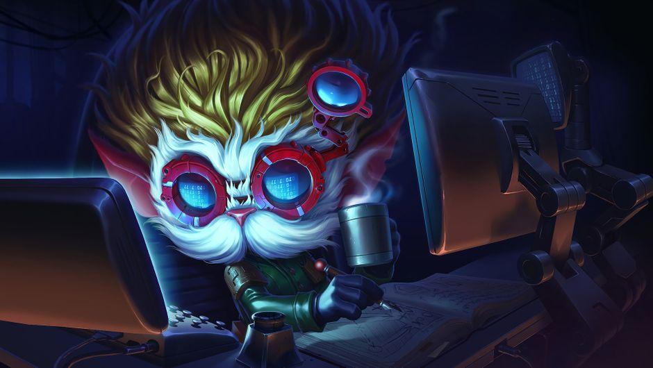 League of Legends champion Heimerdinger