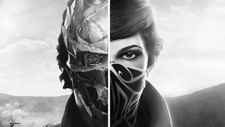 picture showing characters from dishonored 2