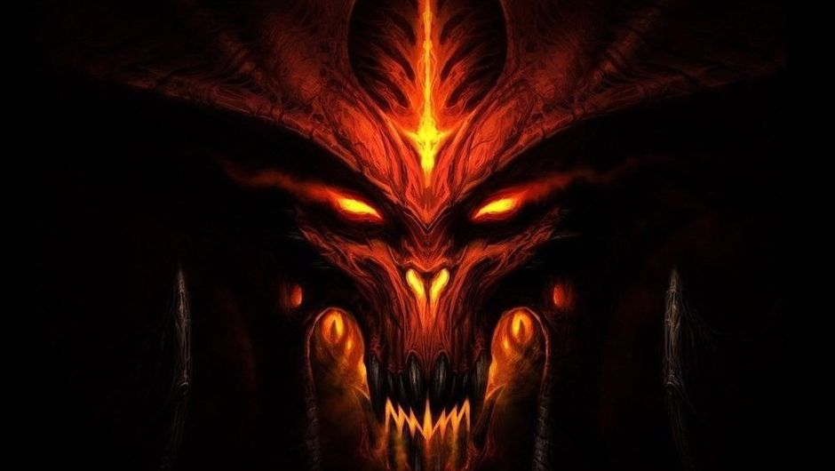 picture showing a demon from Diablo 3