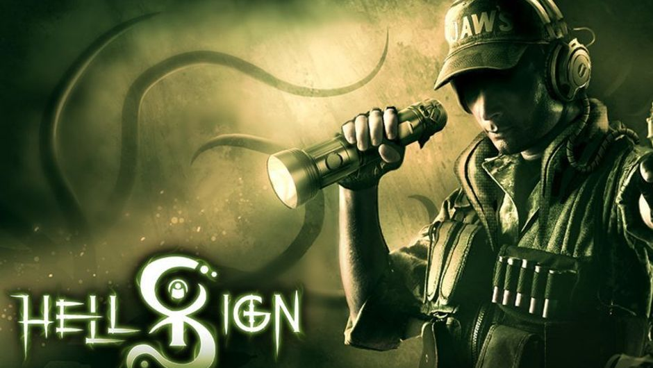 Picture of the investigator character from HellSign