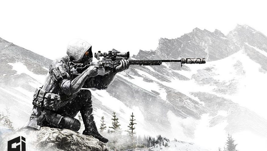 Promotional image for Sniper Ghost Warrior Contracts