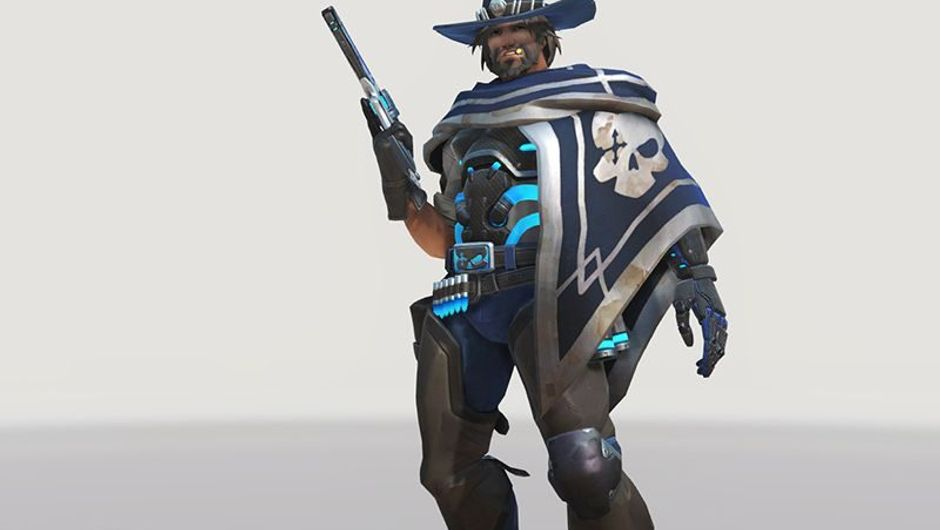 Overwatch - Epic McCree skin