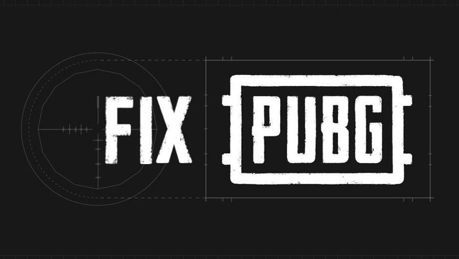 picture showing fix pubg logo