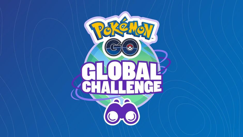 Promotional image for Pokemon GO Global Challenge