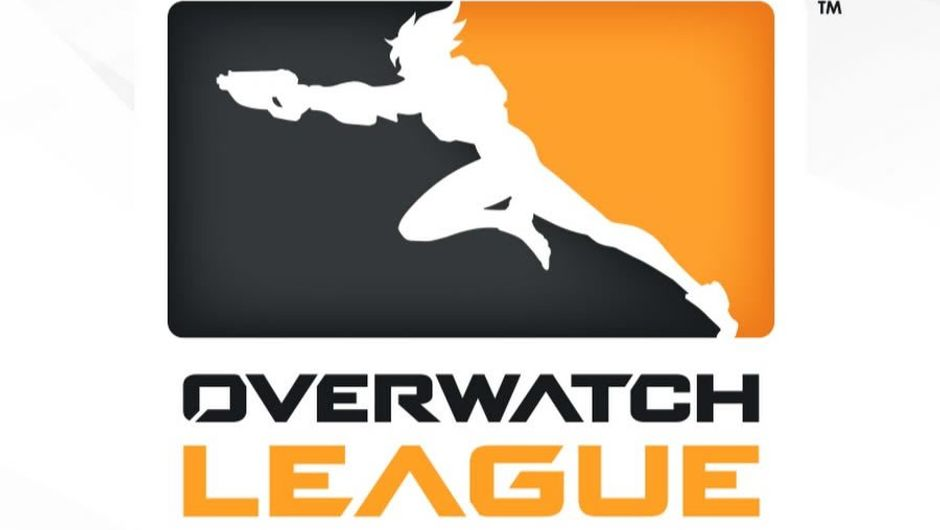 Logo for Blizzard's Overwatch League