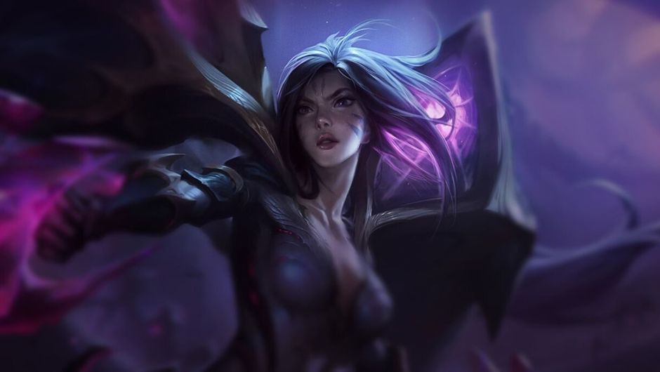 Picture of Kai'Sa from League of Legends