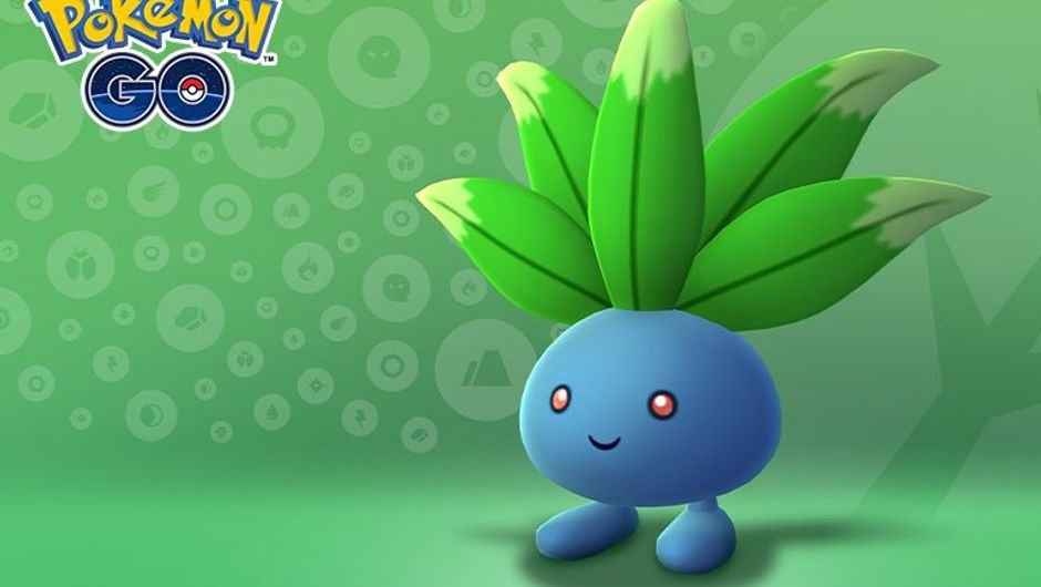 picture showing grass type pokemon