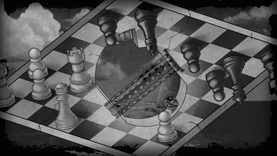 Optical illusion in The Bridge game