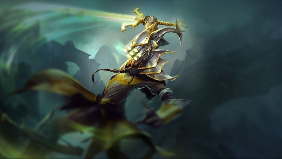 Picture of League of Legends champion Master Yi