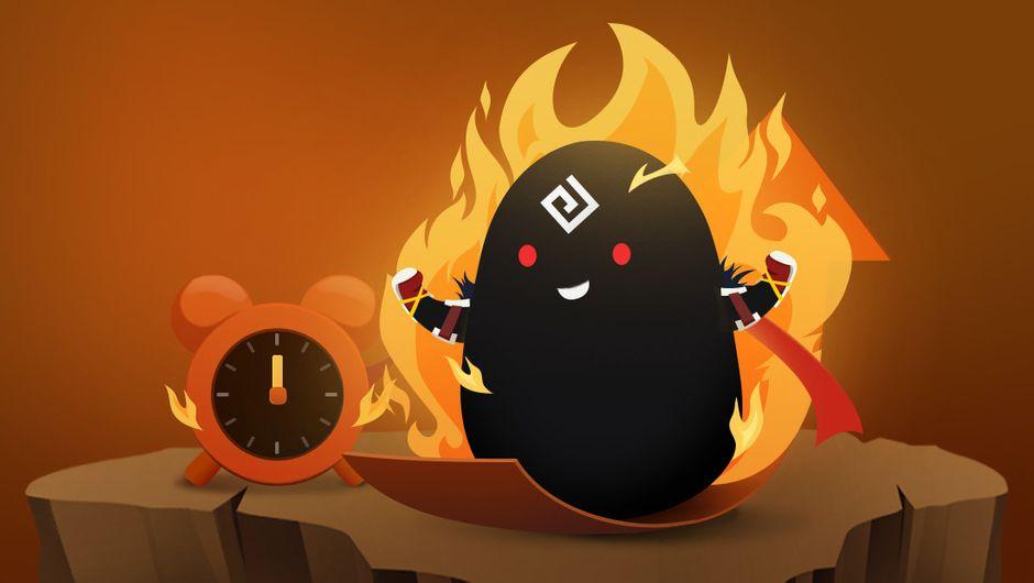 Black Desert Online's Pre-Anniversary Celebration promo image