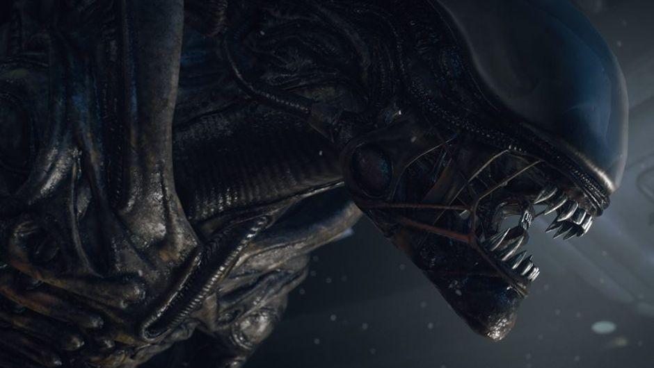 picture showing alien