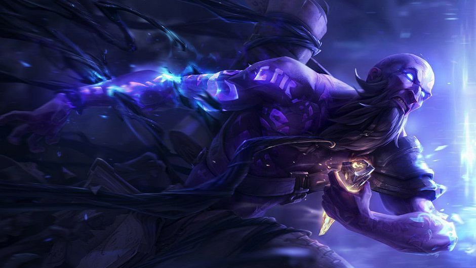 picture of Ryze from League of Legends