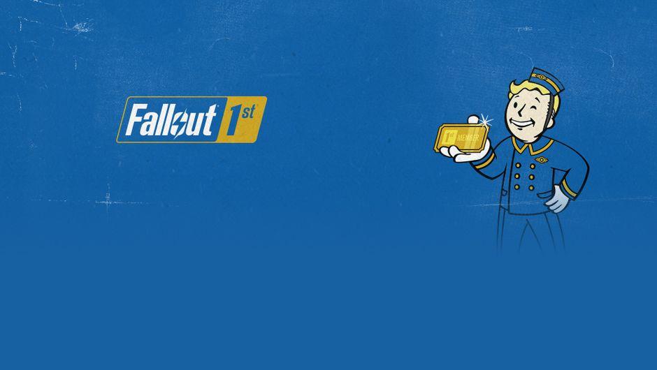 Fallout 76 - Fallout 1st subscription promo image