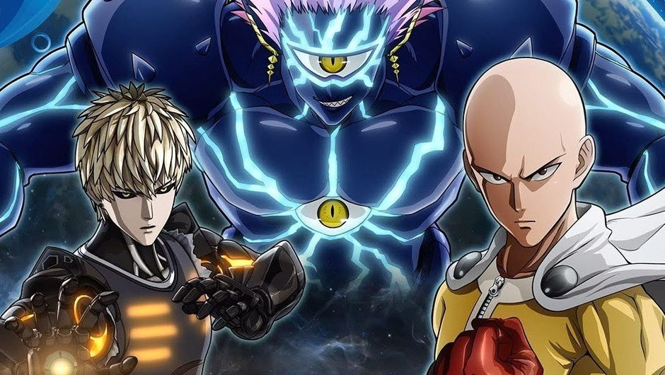 Promotional image for One Punch Man: A Hero Nobody Knows