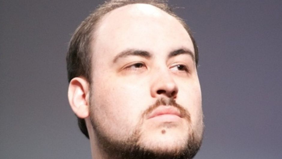 """Promotional picture of John """"TotalBiscuit"""" Bain"""