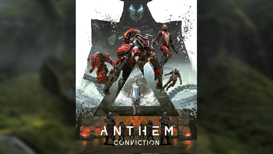 picture showing anthem film poster