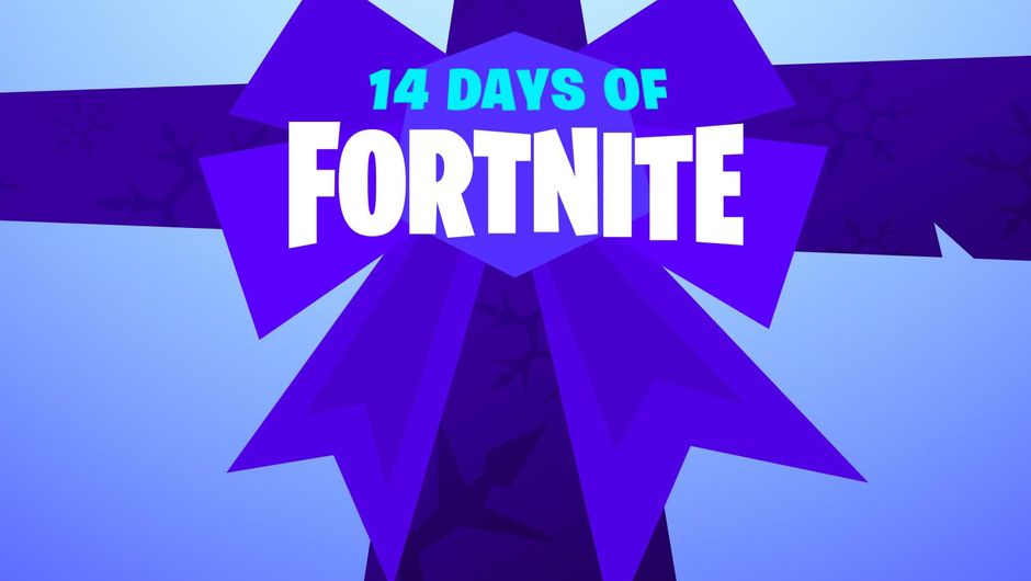 14 Days of Fortnite, an event in Fortnite: Battle Royale