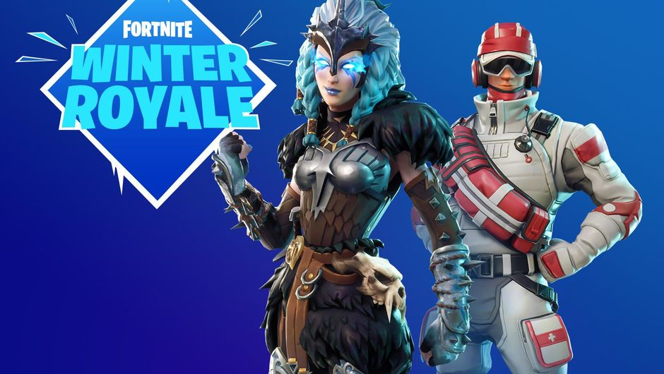 Winter Royale tournament for Fortnite: Battle Royale